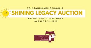 shining legacy auction