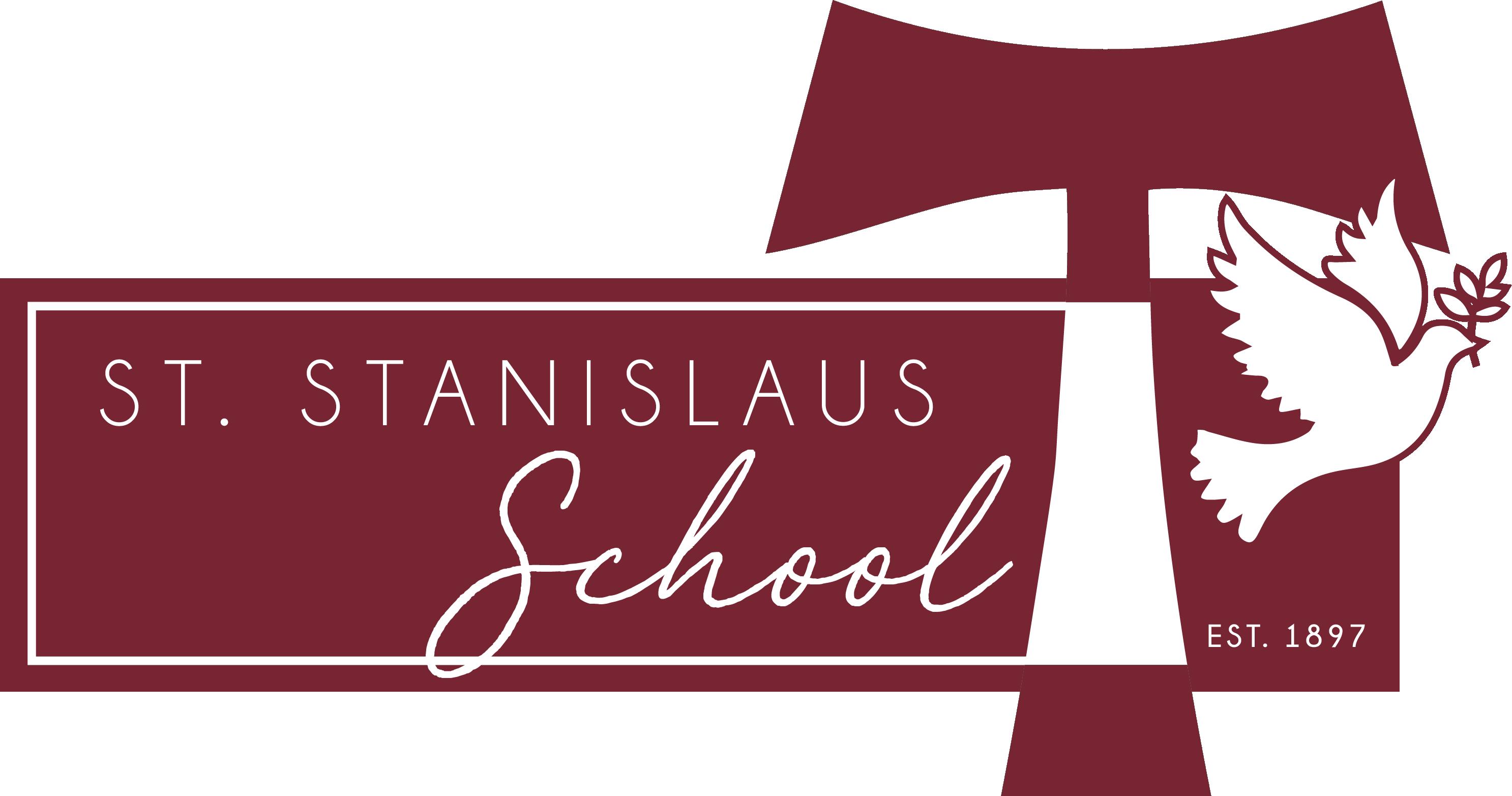 St. Stanislaus School logo