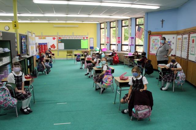 first day grade 2